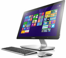"LENOVO A540 TOUCHSCREEN 23.8"" all-in-One PC 8 GB Ram 1 TB SSHD Windows 8.1"