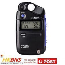 Sekonic L-308X Flashmate Digital Flash Light Meter
