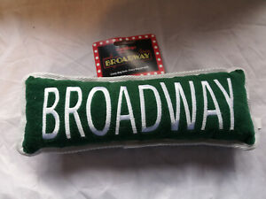 Vivadogs Broadway Sign Dog Puppy Crinkle Toy Theatre fan