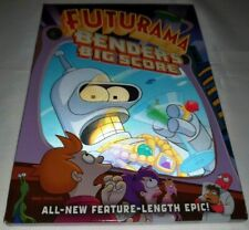 Futurama Bender's Big Score DVD