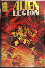 Alien Legion #16 VF 1st Print Epic Comics
