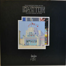 "OST LED ZEPPELIN - LES CHANSONS RESTENT SAME RARE+BOOKLETT(4LP`S) 12"" LP(W 768)"