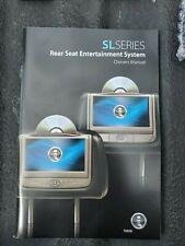 Invision dealer direct headrest SL Series 7000 INV8SS w/MVGP1 GAME PACK