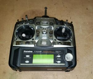 Futaba T7CHP Transmitter, Three Receivers and 72MHz Scanner