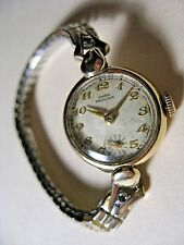 VINTAGE GIRARD PERREGAUX 15Jew(GP 456918) Hand Winding/ Second Hand/Ladies Watch
