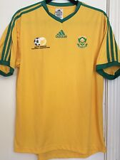 2010 South Africa Adidas Bafana Bafana Soccer Authentic Training Jersey Size S