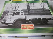 Super Trucks Mehrzweck LKWs Bedford TK KBC 1966 England