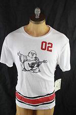 AUTH $79 True Religion Men Buddha Court T Shirt XL