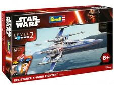 Resistance X-Wing Fighter Revell 1:50 Kit RV06696