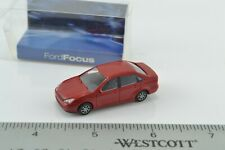 **Clearance** Rietze Ford Focus Red / Burgundy Car 1:87 Scale HO