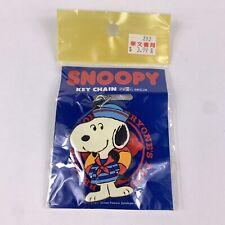 Vintage Snoopy Sailor Japan Keychain Shultz Peanuts Charlie Brown  Beagle New