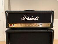 MINT! Marshall JCM800 2203X 100W Tube Guitar Head w/ Hot Mod V2!