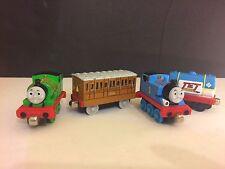 4 Thomas the Train Take And Play Trains Engines Jet Annie Car!