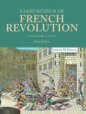 A Short History of the French Revolution by Jeremy D. Popkin (2014,...