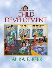 Child Development by Laura E. Berk (2008, Hardcover, 8th Edition)