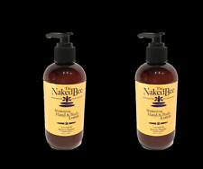 The Naked Bee Lavender & Beeswax Moisturizing Hand Body Lotion 8.0 oz 2 Pump