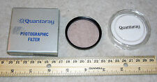 52 mm Skylight 1A Quantaray Lens Filter, with Case In Box