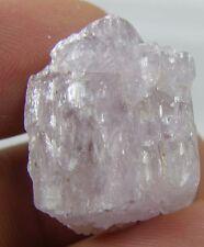 42.20Ct Afghranistan 100% Natural Rough Uncut Pink Kunzite Specimen  8.40g 23mm
