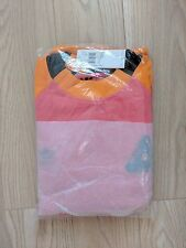 Palace x Adidas Crewneck Sweatshirt Pink Lucky Orange Size LARGE