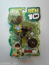 Ben 10 Ben Tennyson vs. VILGAX Action Figure with Collectible Lenticular Card