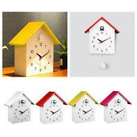Digital Cuckoo Clock Wall Clock Decoration Kids Bedroom Kindergarten Clocks