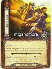 Lord of the Rings LCG - 1x fierce folk #160 - The antlered Crown