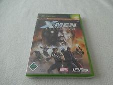 X-MEN LEGENDS II XBOX GIOCO NUOVO NEW SEALED