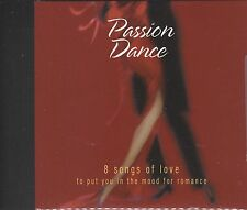 Passion Dance 8 songs of love to put you in the mood for romance cd