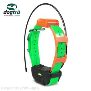 Dogtra Pathfinder Extra Replacement TRX GPS Only Dog Receiver Collar Green