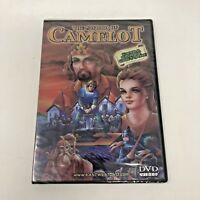 The Sword Of Camelot DVD Movie Video New Sealed Childrens Family East West