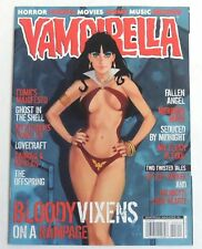 ESL1292. Lot of 3: VAMPIRELLA MAGAZINE #3 #4 a#8 -Harris Publications (2004)