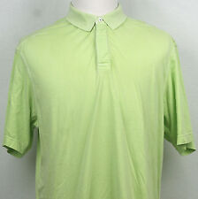 Tommy Bahama Relax Polo Shirt short Sleeve light Green L 100% cotton