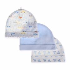 Sterling Baby Cars 3Pack Hats assorted Stylish Baby Hats %100 cotton NEW Sealed