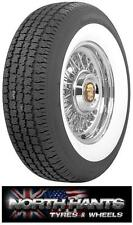 "2057514 205/75R14   AMERICAN CLASSIC  2 3/4"" WHITEWALL  RADIAL TYRE"