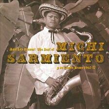 Aqui Los Bravos! The Best of 1967-77 by Michi Sarmiento y Su Combo Bravo CD