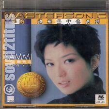 CD 1998 Sammi Cheng Zheng Xiu Wen 華納超極品音色系列 鄭秀文 24K Gold 精選17首 Vol II #3541
