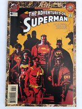 DC COMIC SUPERMAN, The Adventures Of Superman, ANNUAL! - Issue 6 1994