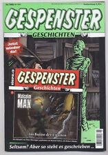 GESPENSTER GESCHICHTEN # 1655 + MALCOM MAX CD - 06 / 2008 TIGERPRESS - TOP