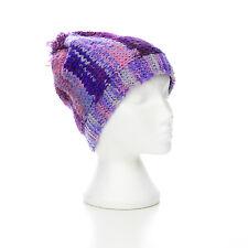 FUNKY lavorato a maglia inverno lana berretto con pompon Unisex BH13