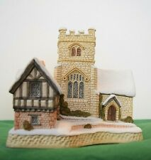 """David Winter Cottages """"A Christmas Carol"""" Mint in original box with Coa."""