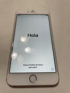 Apple iPhone 6s Plus - 64GB - Verizon Smartphone Rose Gold A1687 FK92LL/A
