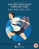 Hosoda Collection: The Girl Who Leapt Through Time Blu-ray Collectors [DVD]