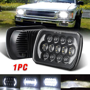 Osram 120W 5x7 7x6 LED Headlight w/halo DRL for Toyota Pickup Hardbody 240SX D21
