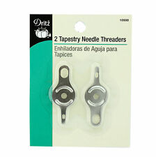 Dritz 2 Tapestry Needle Threaders #D10500