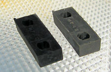 Corvette Parts  1953 1954 1955 1956 1957 Hood Ledge Positioning  blocks Rubber