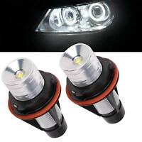 Angel Eyes Halo LED Marker Light Bulb For BMW E39 E87 E64 E63 E65 E66 E53 X5 E83