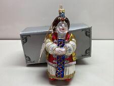 """Szlachcianka"" 840 Polish Woman Signed (Iwona) Polonaise Ornament 1997 Event"