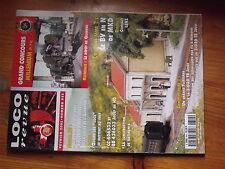 $$z Loco-Revue N°644 depot de Quimper  Flexichas 3-030 TB Jouef  vallee Augronne