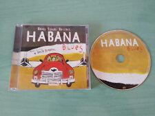 HABANA BLUES BANDA SONORA ORIGINAL SOUNDTRACK BENITO ZAMBRANO CD 2005 DRO