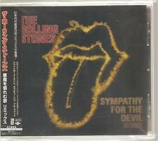 "THE ROLLING STONES ""Sympathy For The Devil (Remix)"" Japan enhanced CD + Obi Rare"